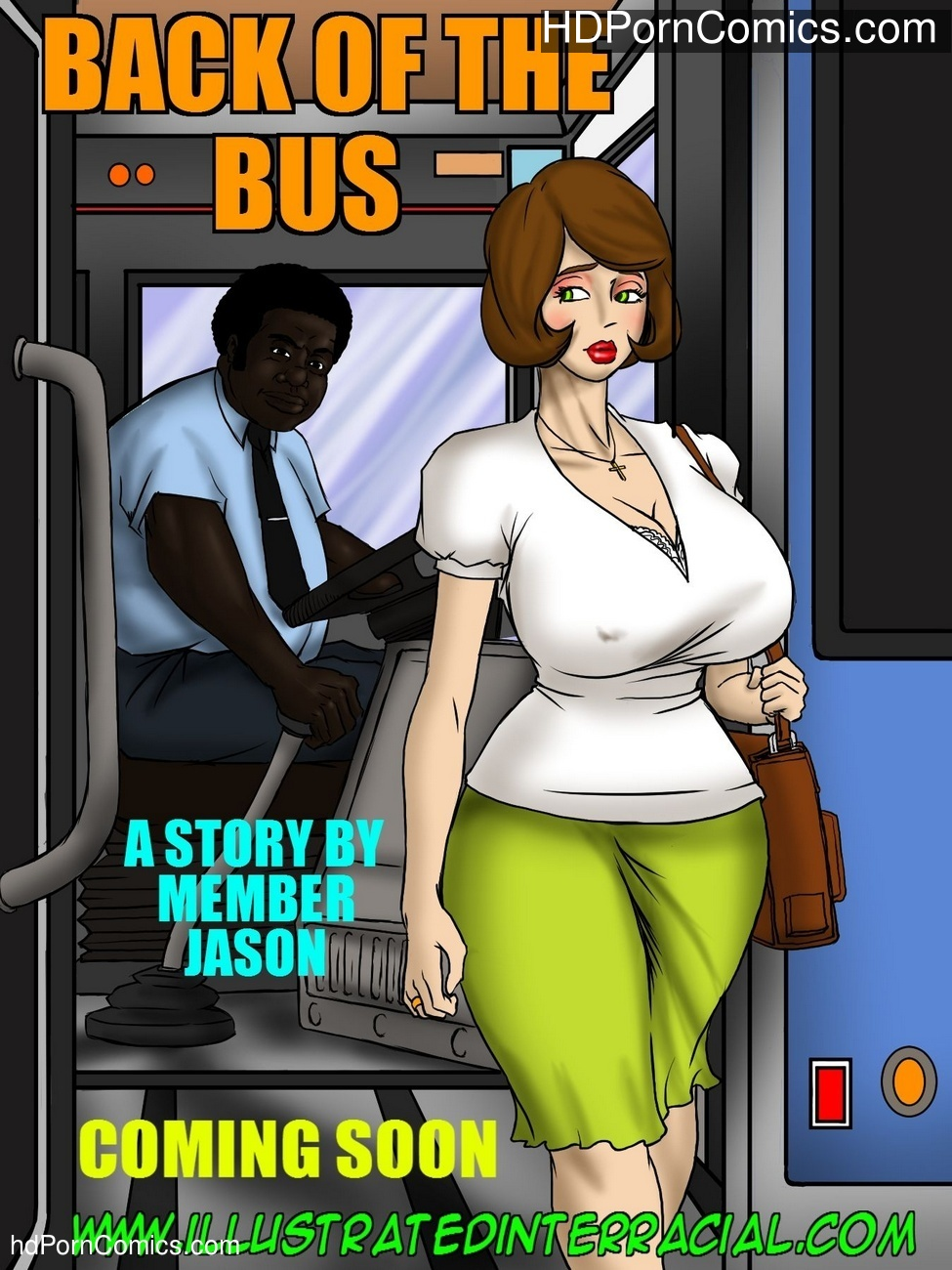 Back Of The Bus Sex Comic