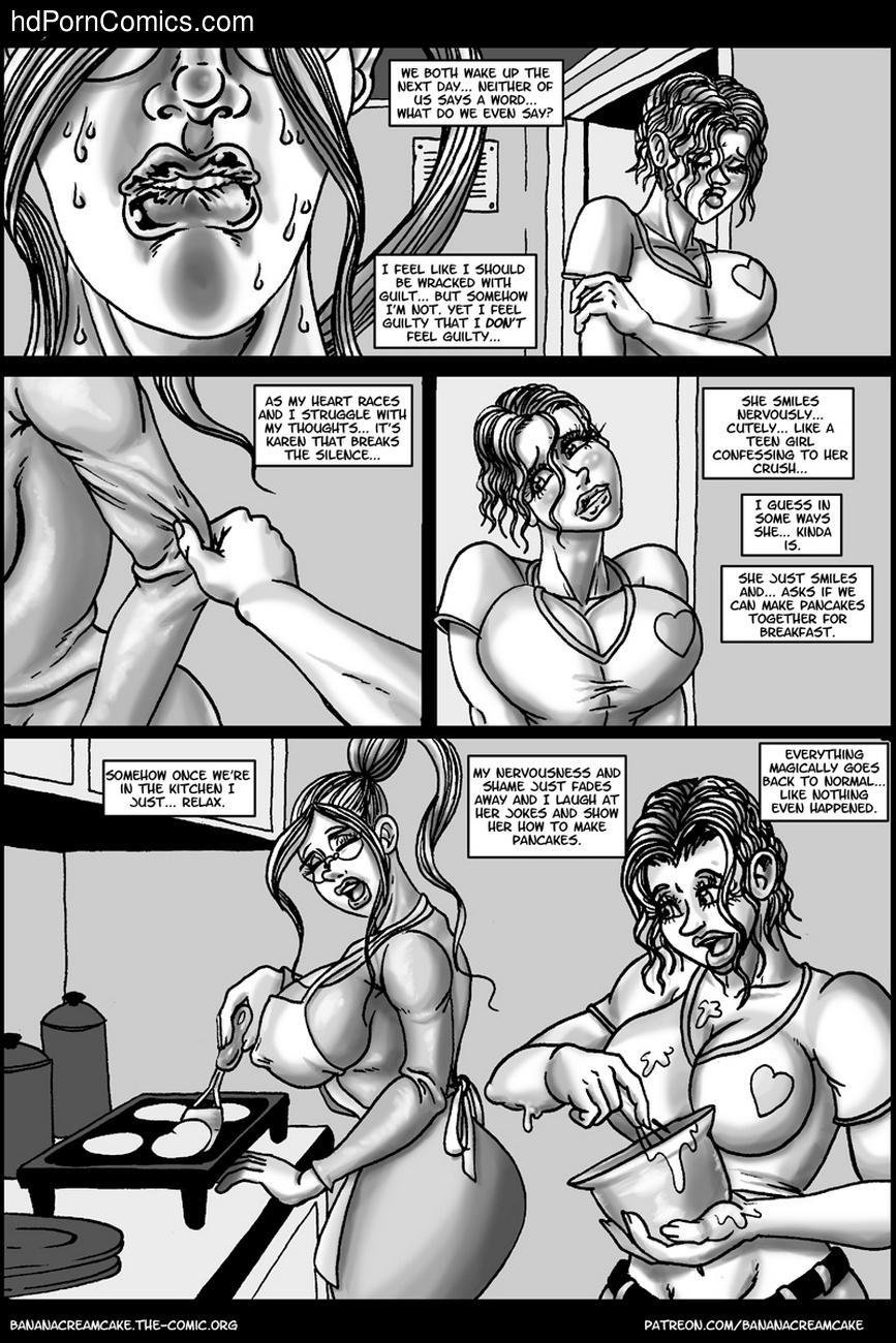 Banana Cream Cake 10 - Karen Loves Mommy 2 free sex comic