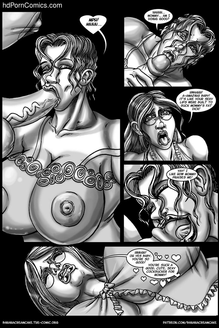 Banana Cream Cake 10 - Karen Loves Mommy 5 free sex comic