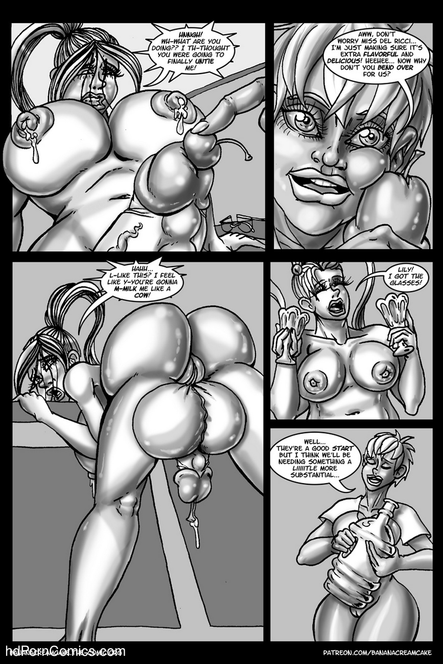 Banana Cream Cake 11 - Mocha And Vanilla 23 free sex comic