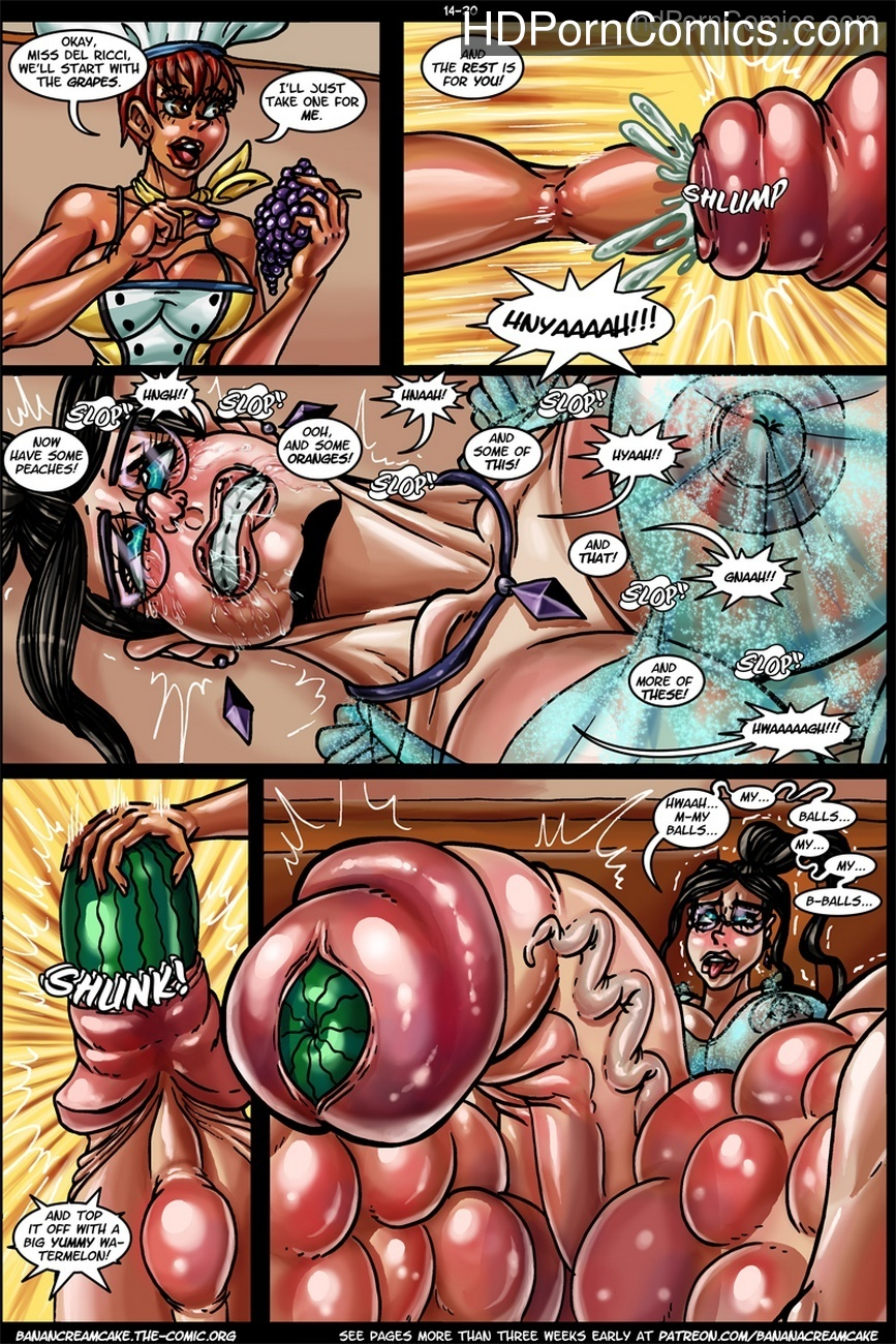 Banana Cream Cake 14 - I Dream Of Jenna 21 free sex comic