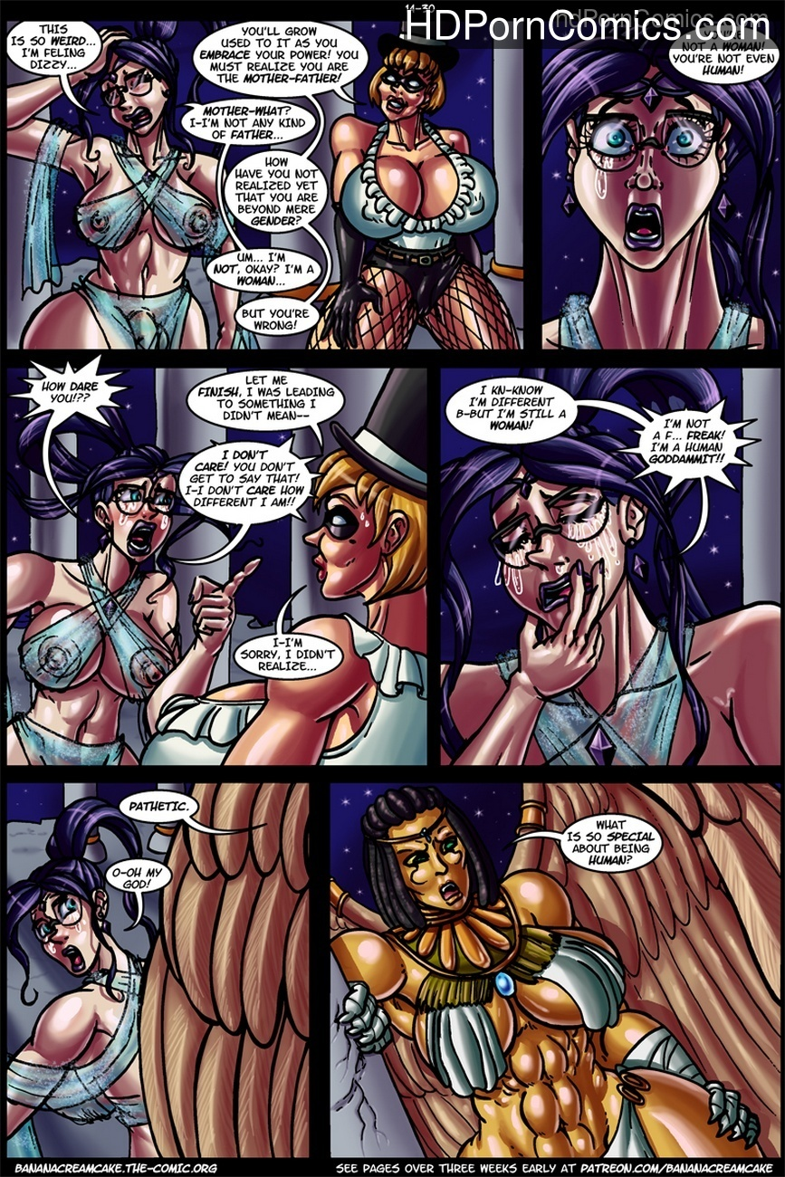 Banana Cream Cake 14 - I Dream Of Jenna 31 free sex comic
