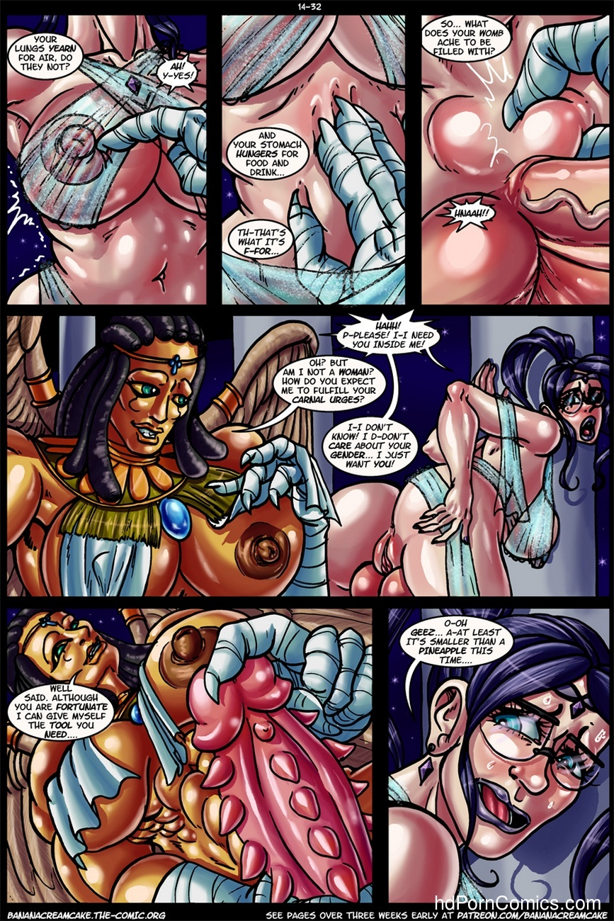 Banana Cream Cake 14 - I Dream Of Jenna 33 free sex comic