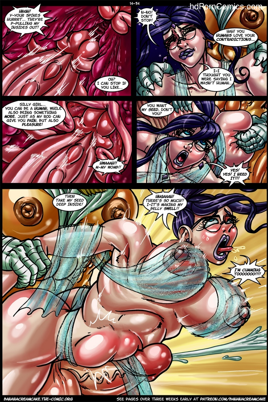 Banana Cream Cake 14 - I Dream Of Jenna 35 free sex comic