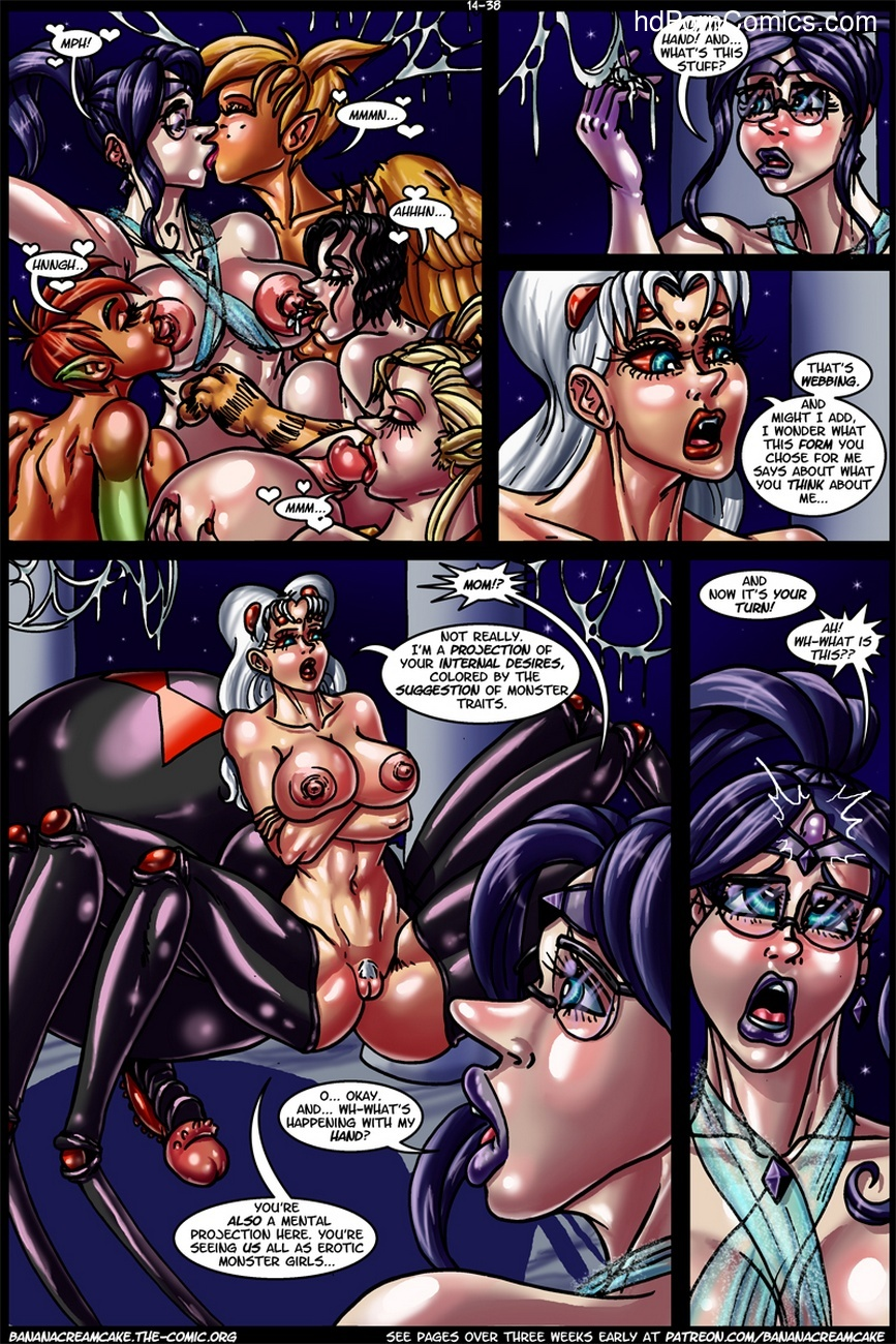 Banana Cream Cake 14 - I Dream Of Jenna 39 free sex comic
