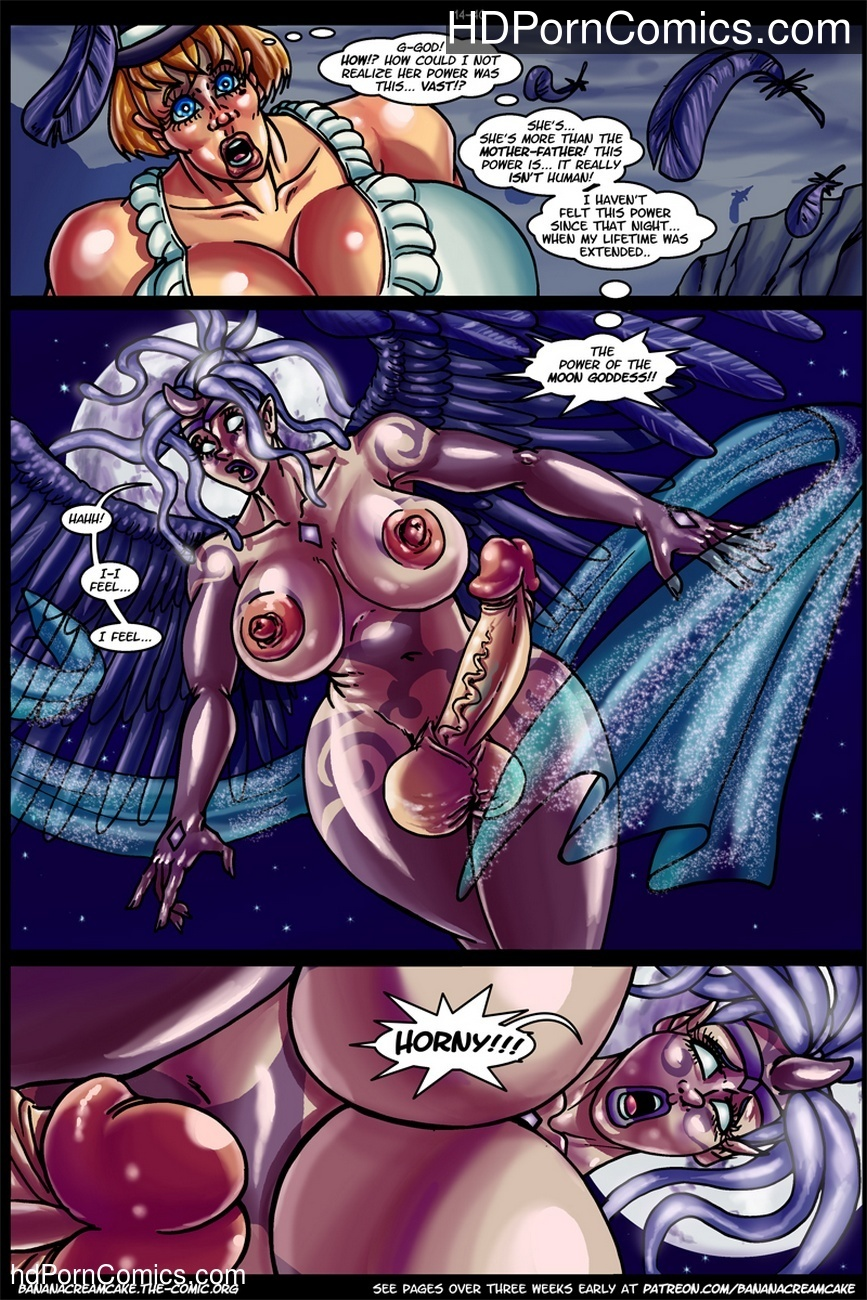 Banana Cream Cake 14 - I Dream Of Jenna 41 free sex comic