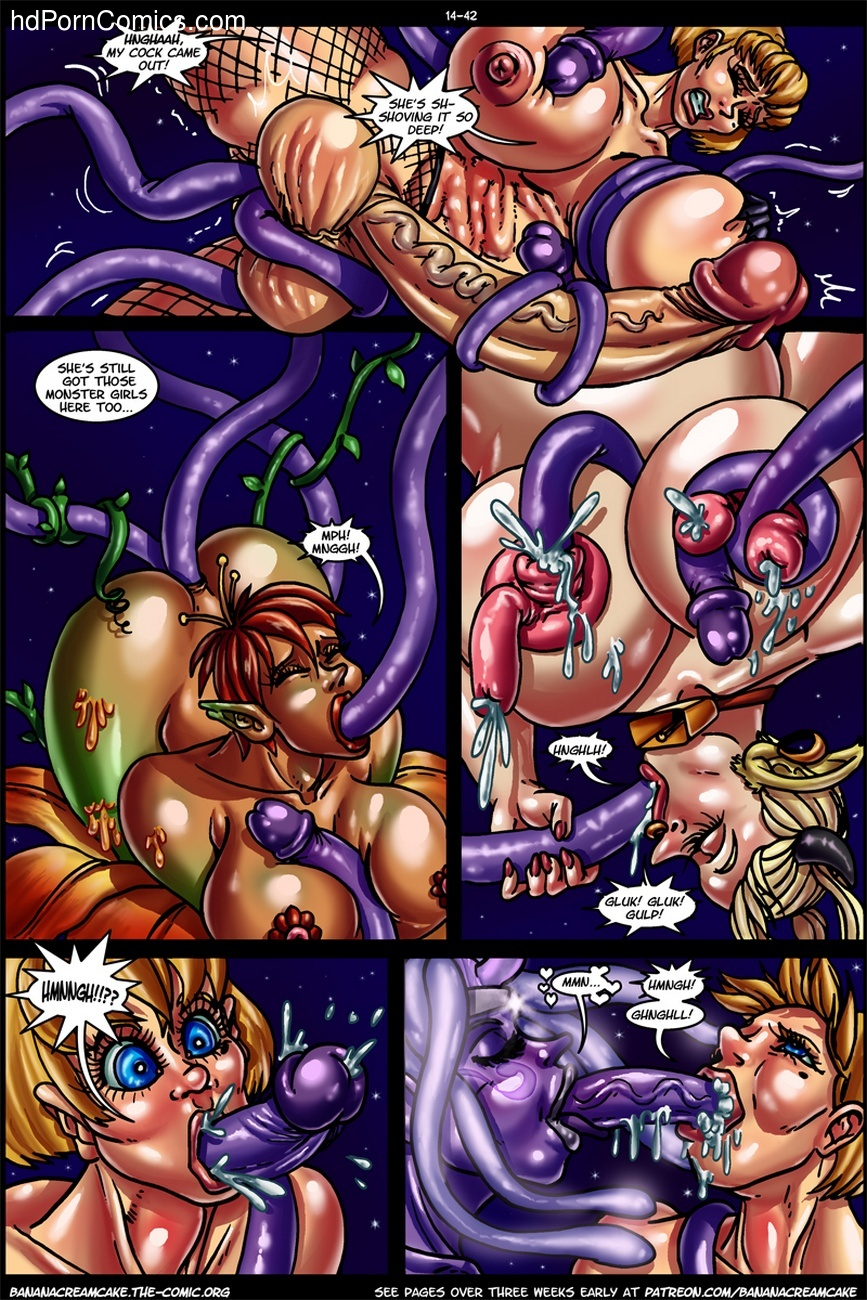 Banana Cream Cake 14 - I Dream Of Jenna 43 free sex comic
