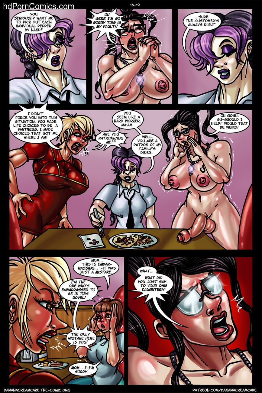 Banana Cream Cake 16 - Jenna's Walk 20 free sex comic