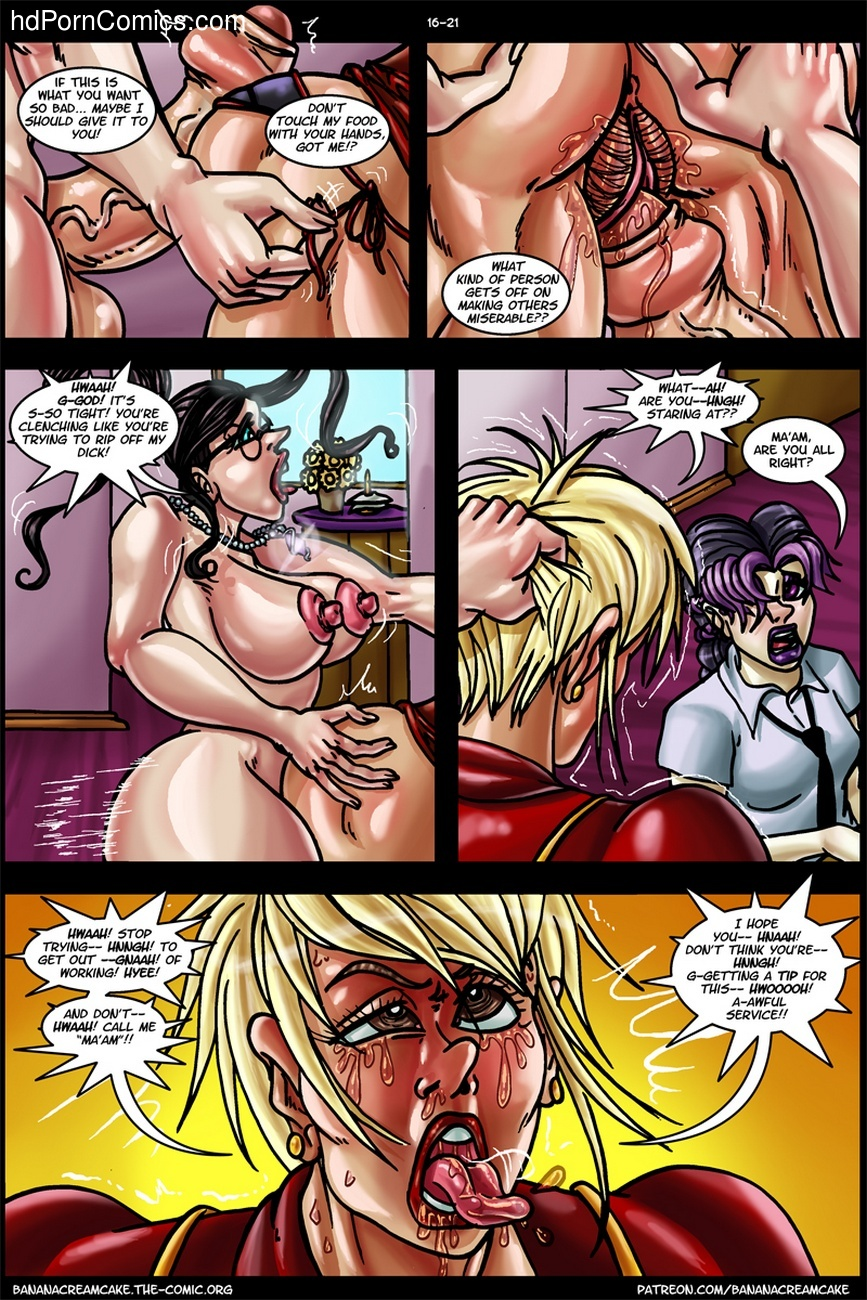 Banana Cream Cake 16 - Jenna's Walk 22 free sex comic