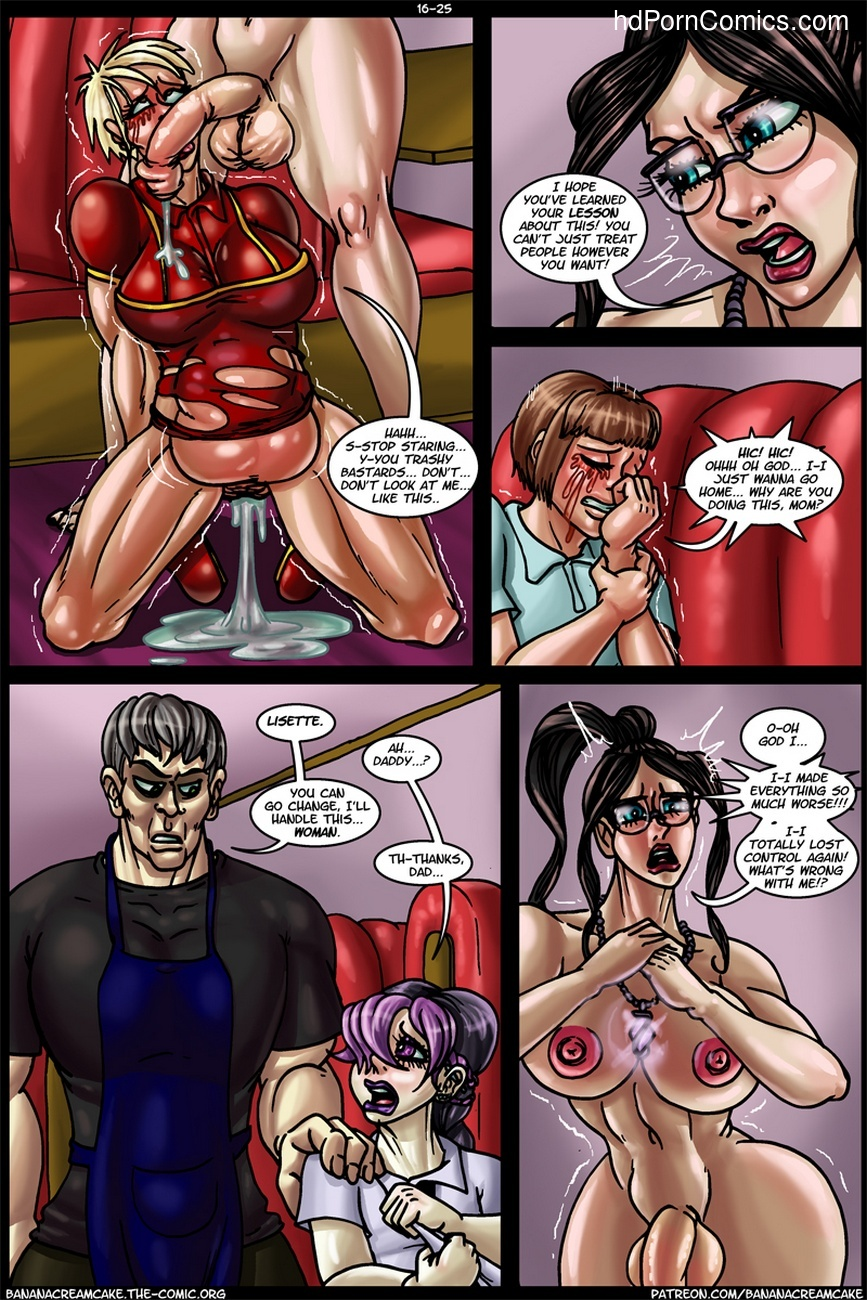 Banana Cream Cake 16 - Jenna's Walk 26 free sex comic