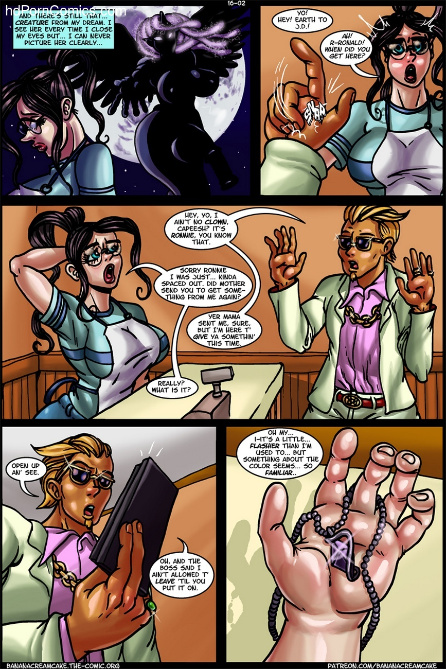 Banana Cream Cake 16 - Jenna's Walk 3 free sex comic