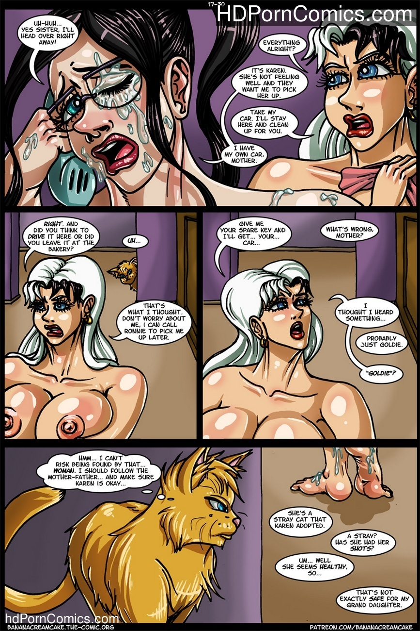 Banana Cream Cake 17 – Milfutas Sex Comic