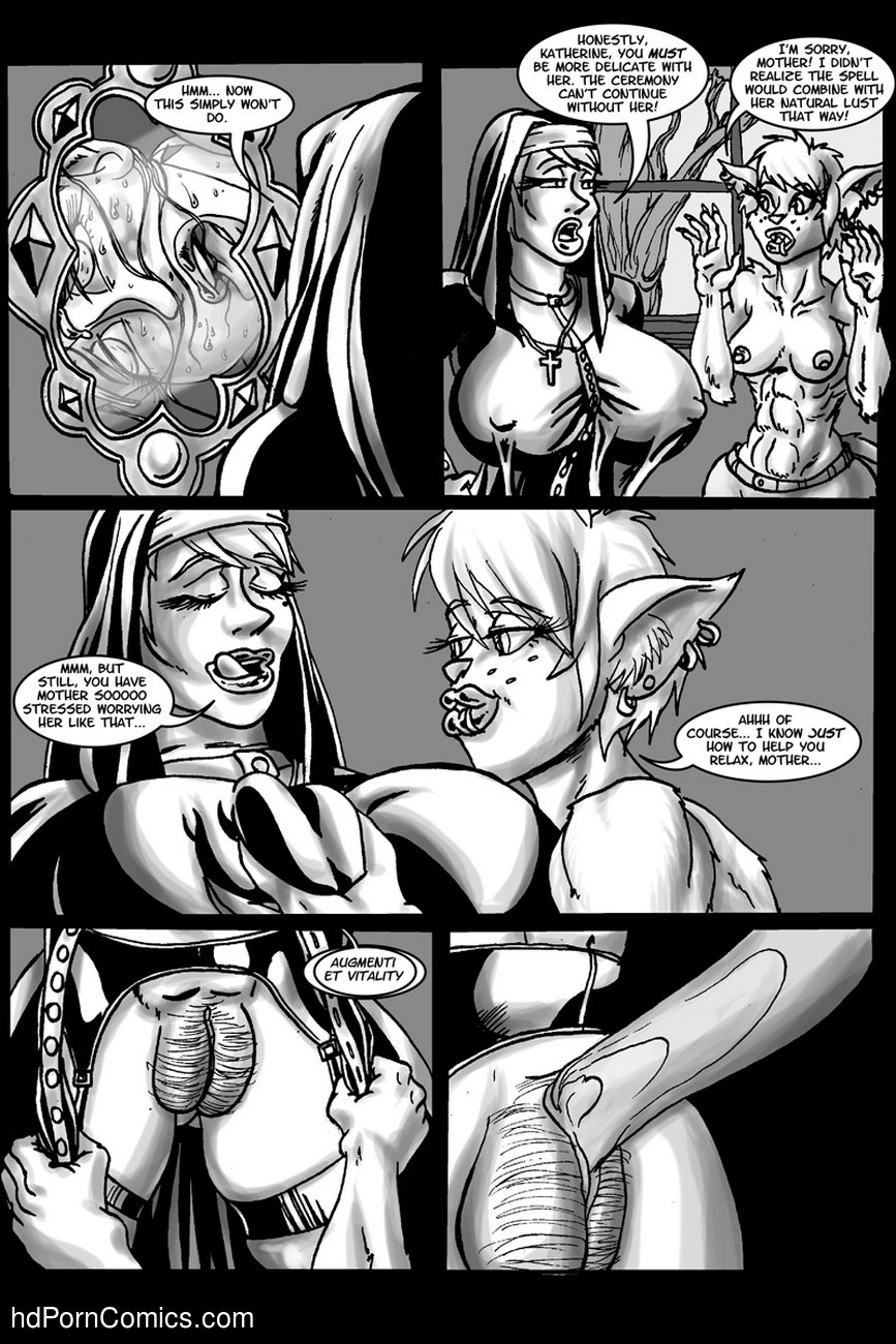 Banana Cream Cake 4 - Jenna And The Cake 18 free sex comic