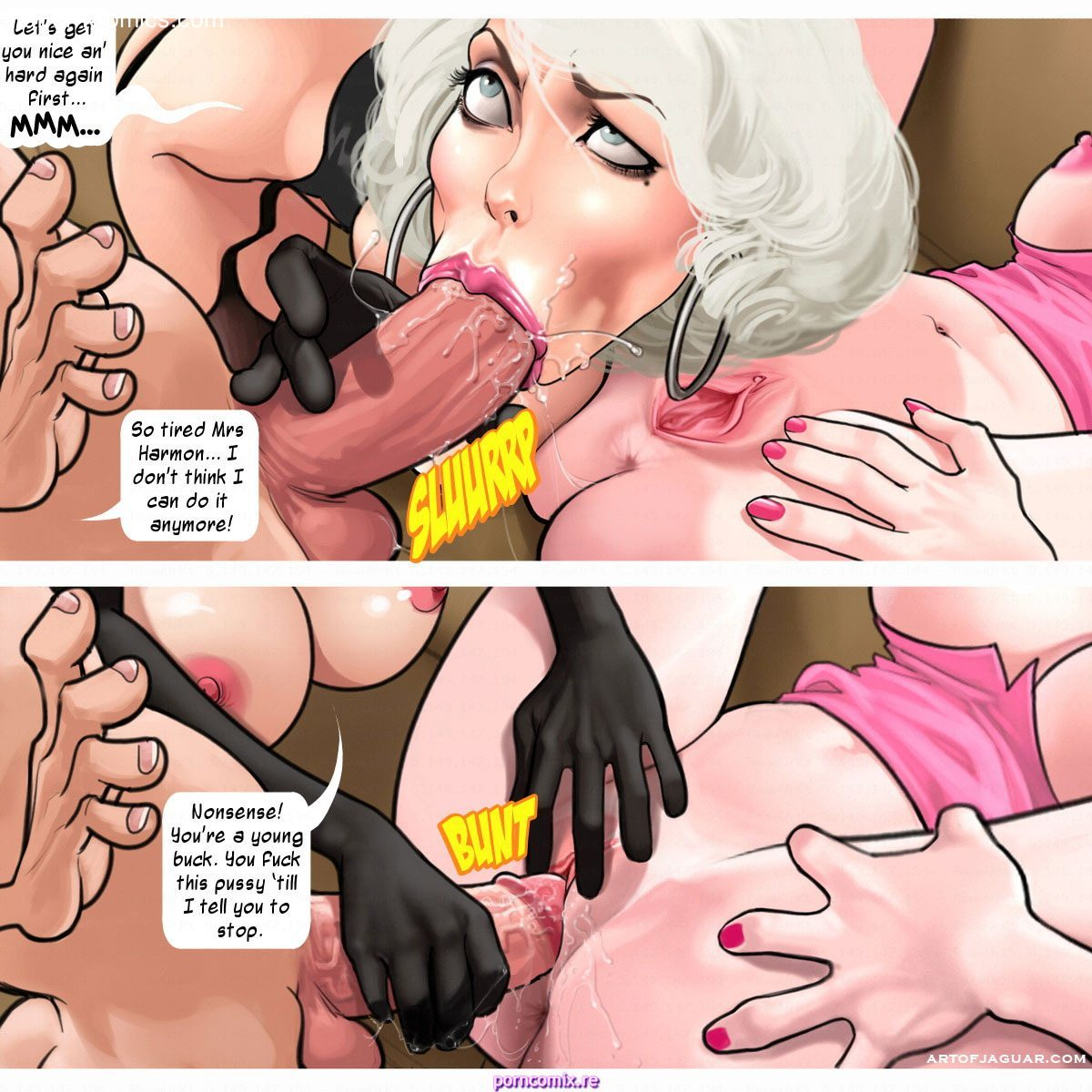 Bangin Buddies 2 - Bethany and Mrs Harmon22 free sex comic