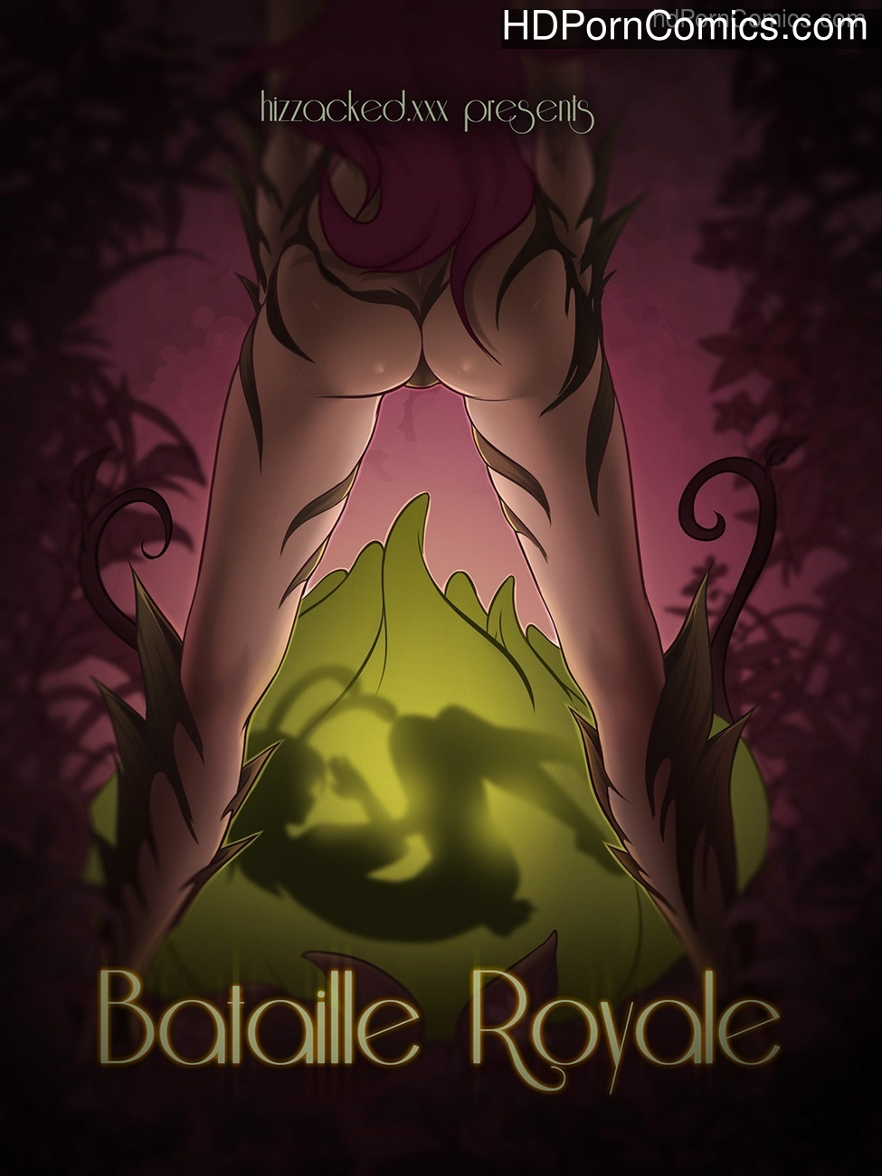 Bataille Royale Sex Comic
