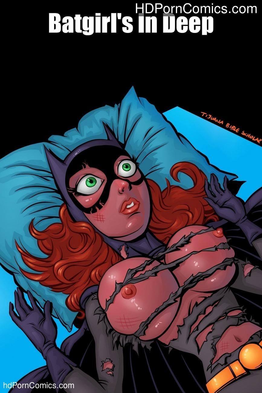 Batgirl Comics Porno Comics batgirl's in deep sex comic - hd porn comics
