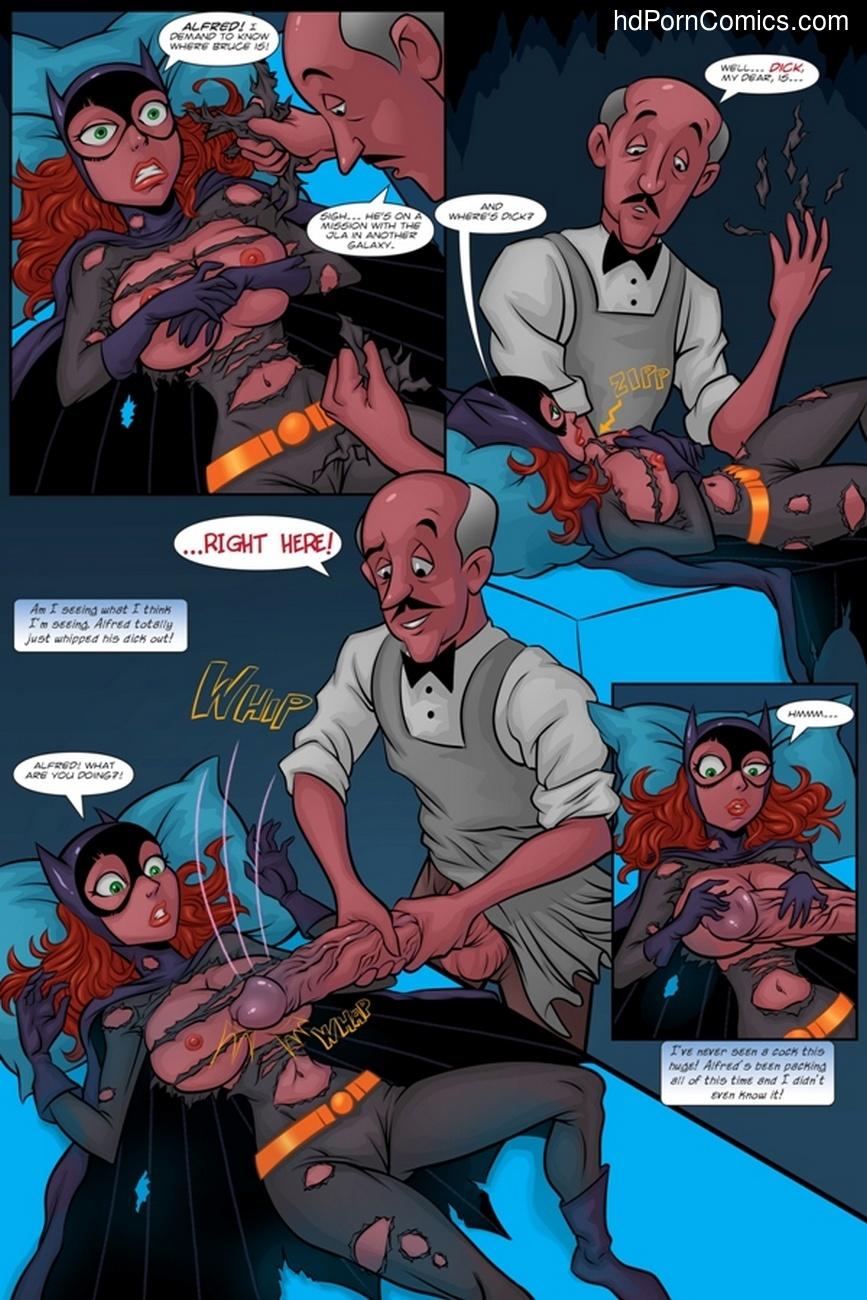 Batgirl Porn Comic batgirl's in deep sex comic - hd porn comics