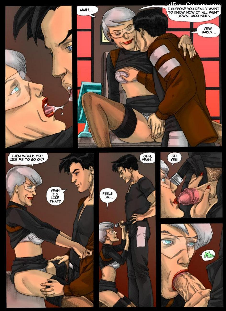 Batman Beyond - Forbidden Affairs 1 10 free sex comic