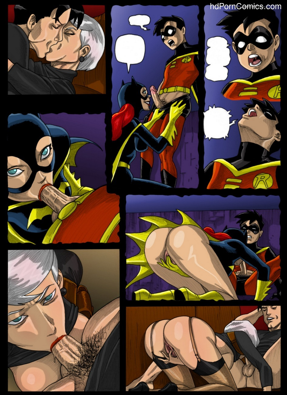 Batman Beyond - Forbidden Affairs 1 19 free sex comic