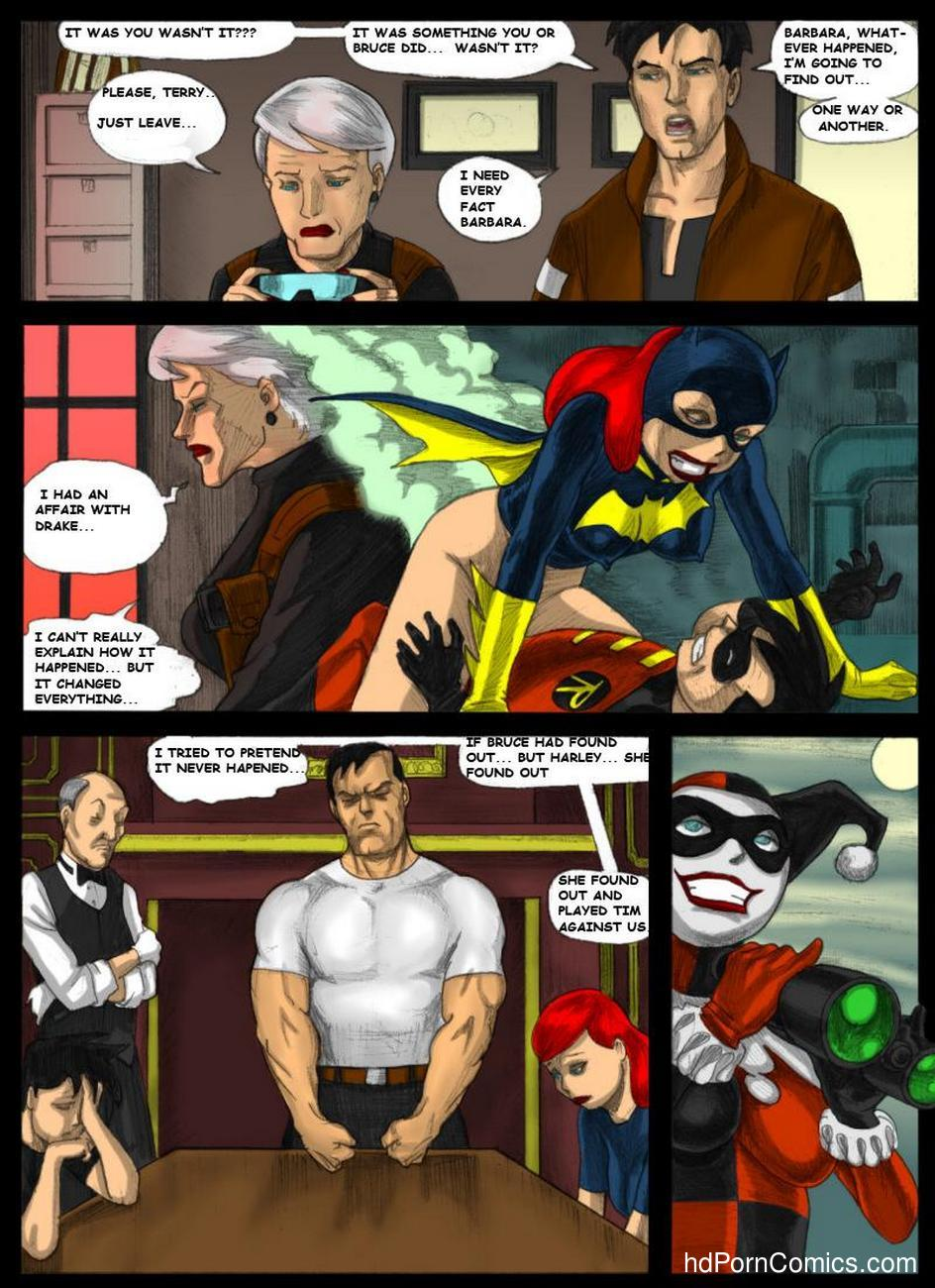 Batman Beyond - Forbidden Affairs 1 7 free sex comic