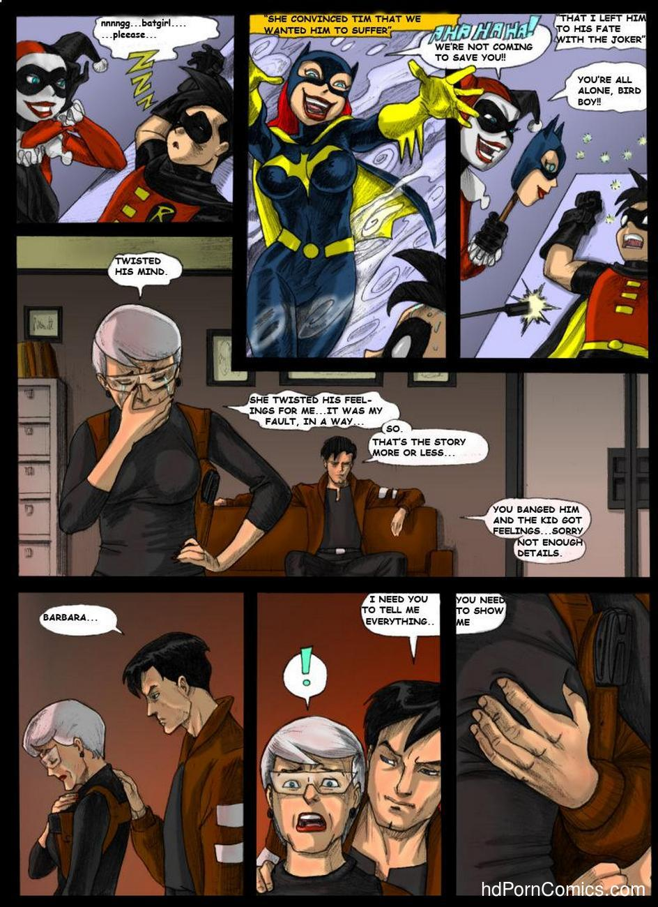 Batman Beyond - Forbidden Affairs 1 8 free sex comic
