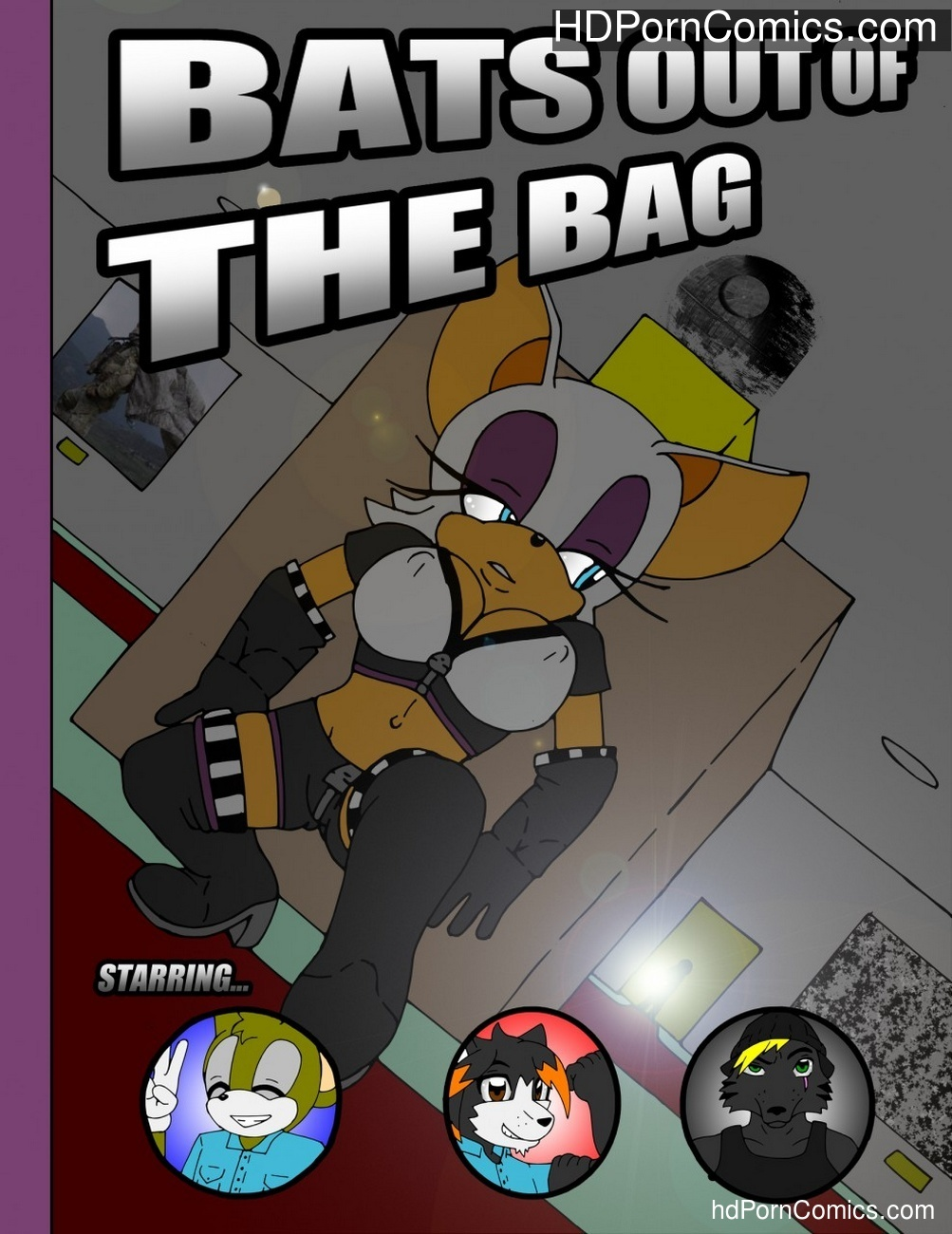 Bats Out Of The Bag Sex Comic