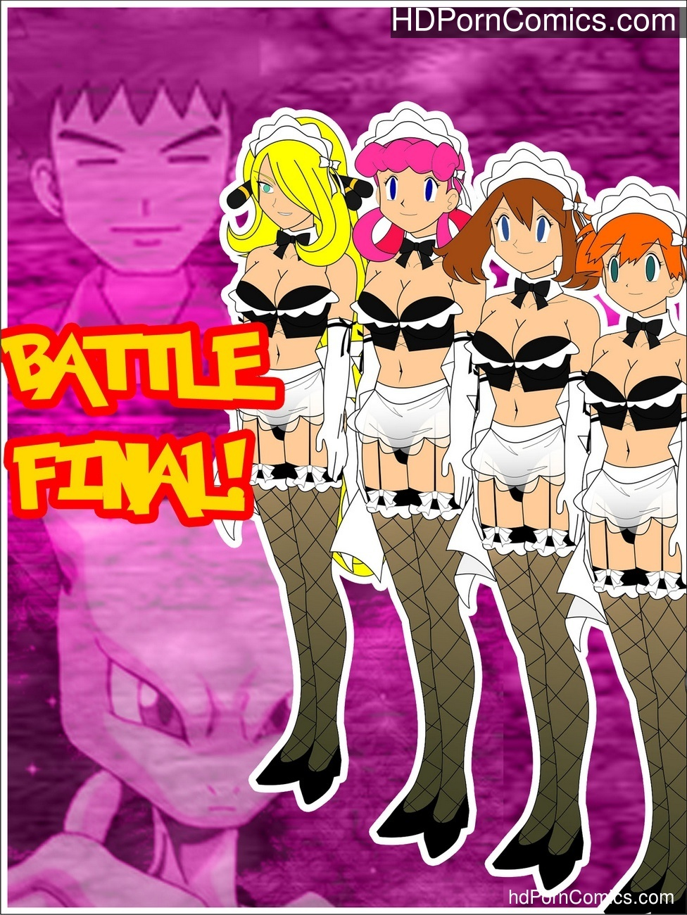 Battle Final! 1 Pokemon Porn Comics