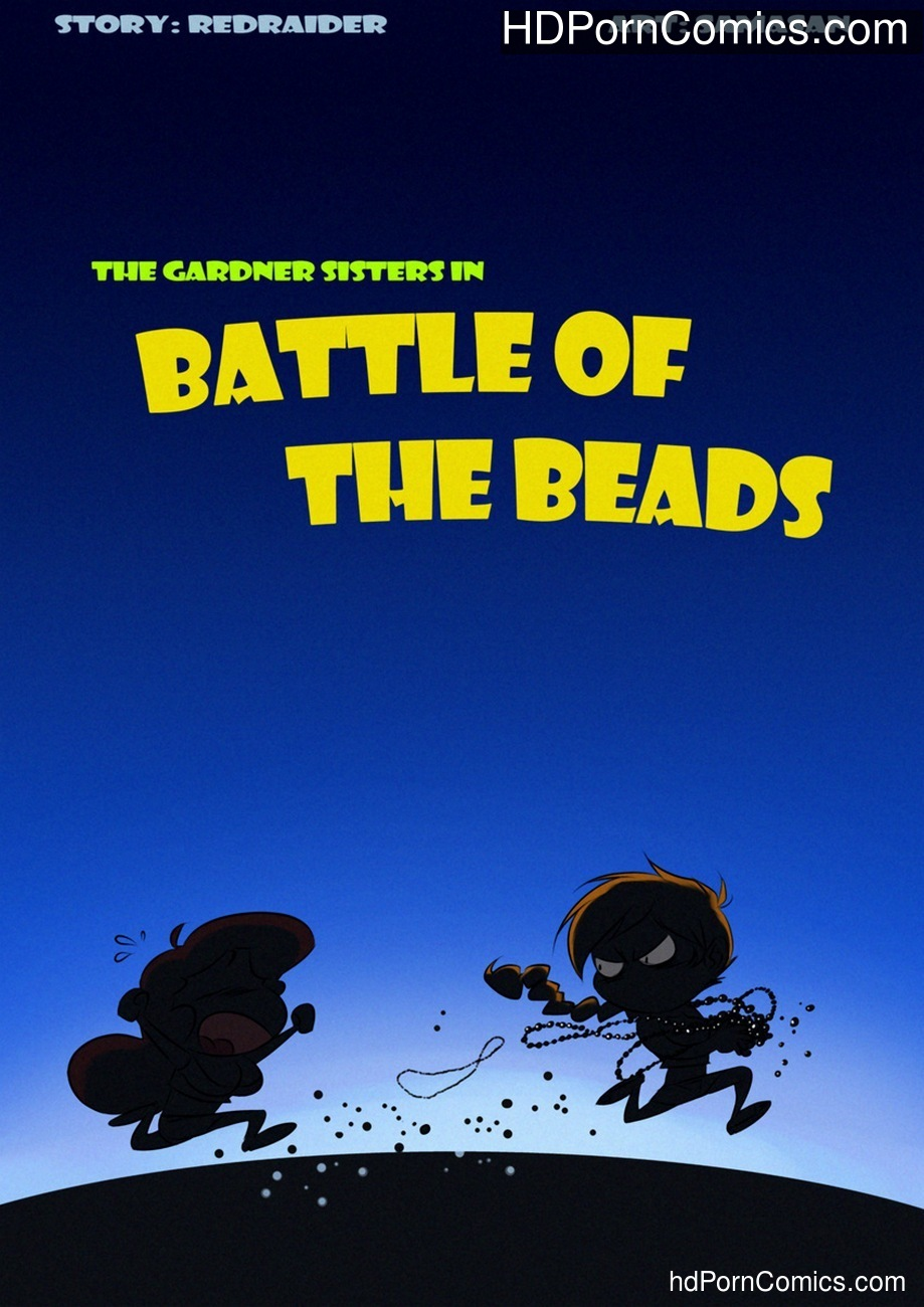 Battle Of The Beads Sex Comic