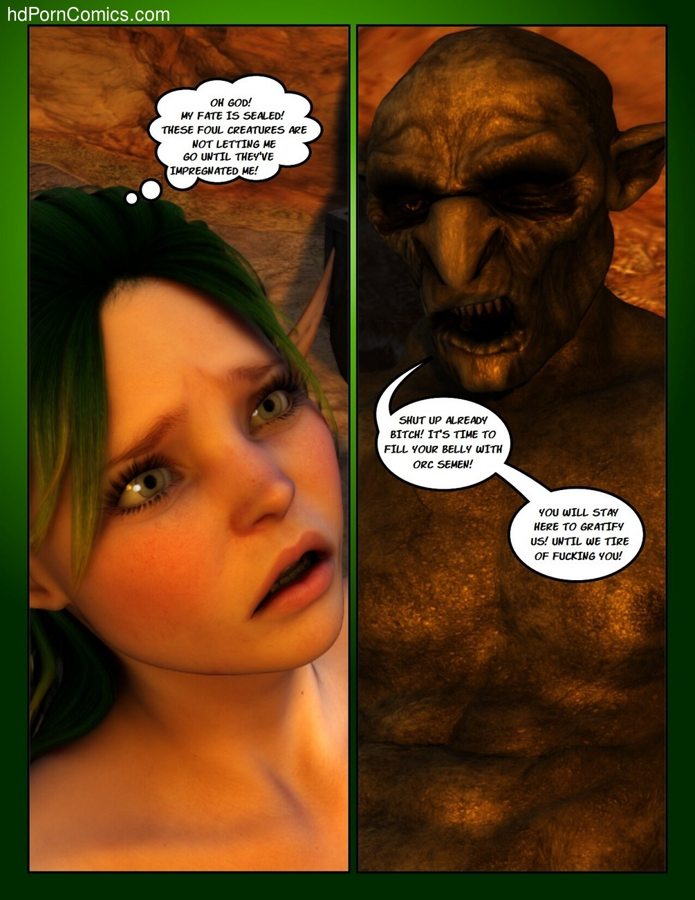Beautiful Creatures 1 10 free sex comic