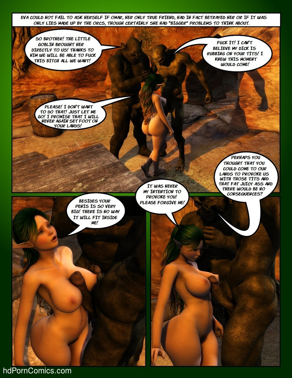 Beautiful Creatures 1 9 free sex comic