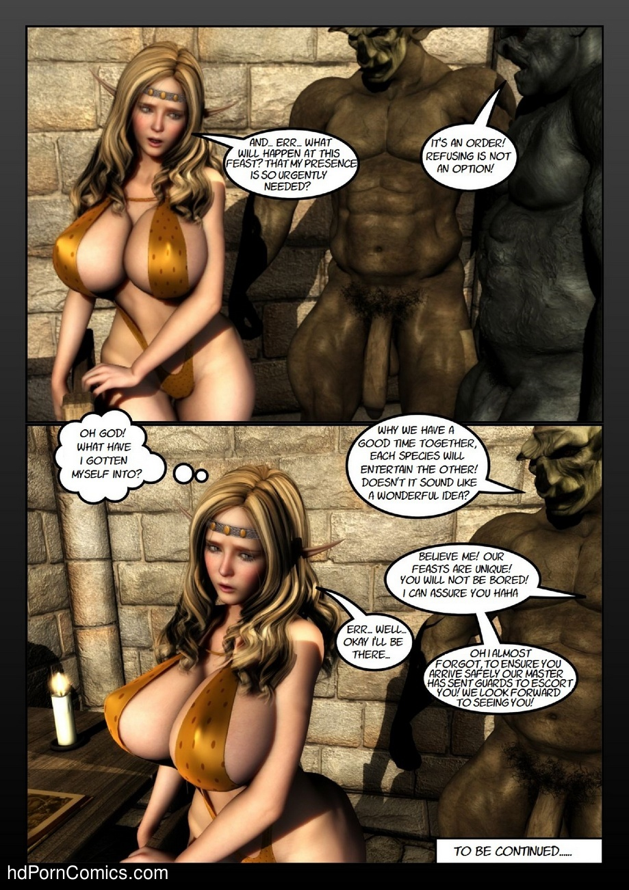Beautiful Creatures 4 Sex Comic