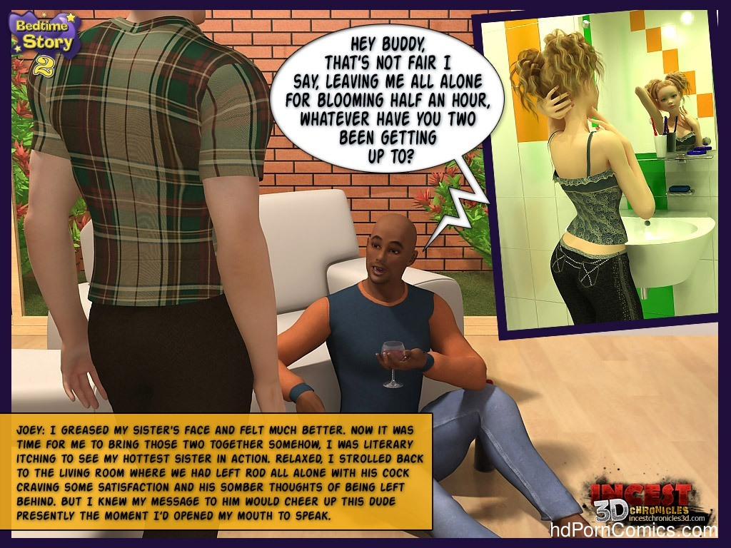 Bedtime Story 2 37 free sex comic