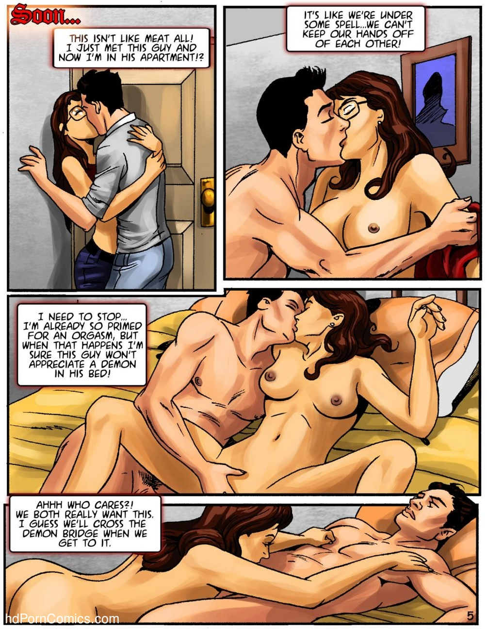 Beelzebabe 5 6 free sex comic