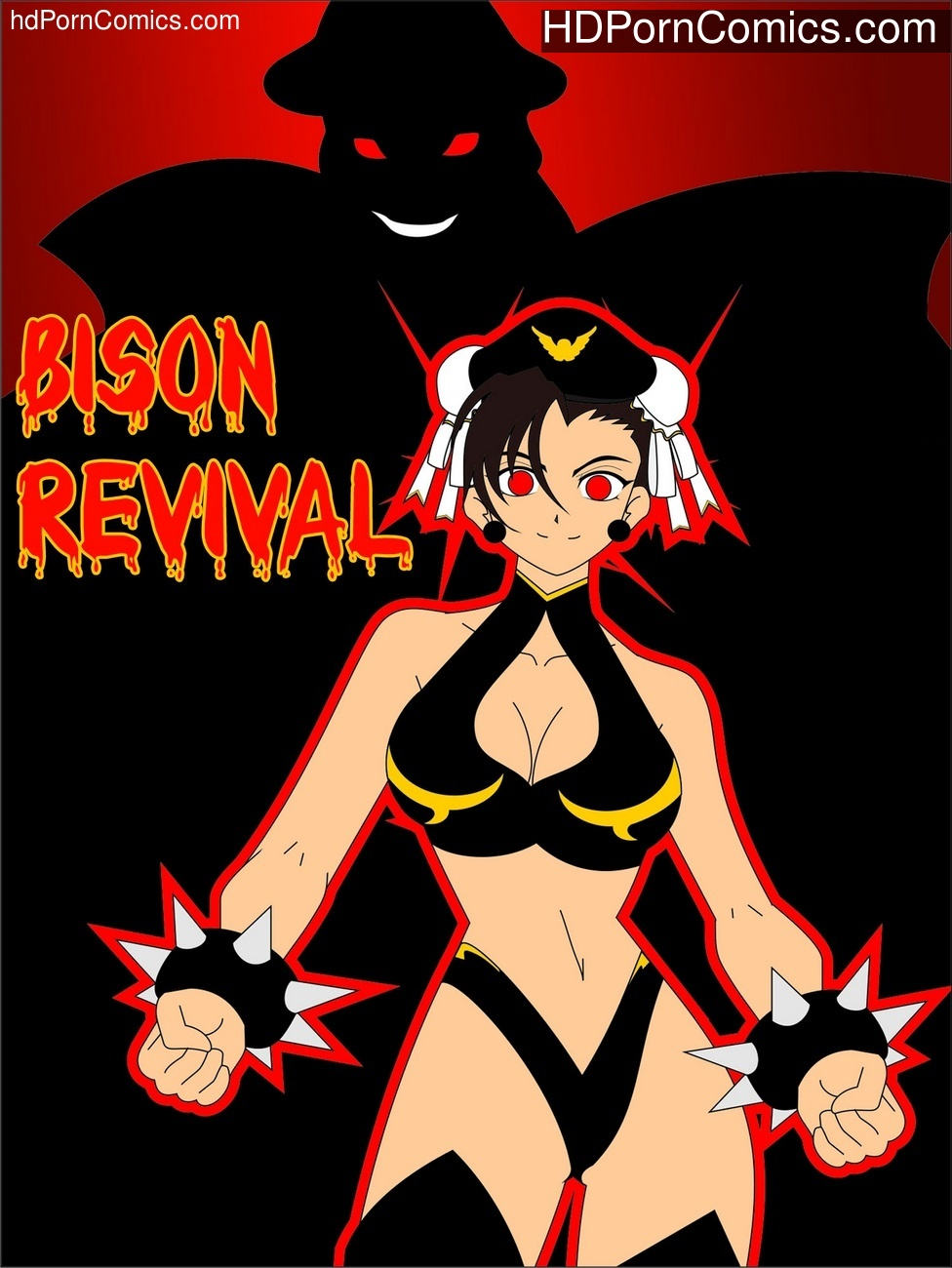 Bison Revival Sex Comic