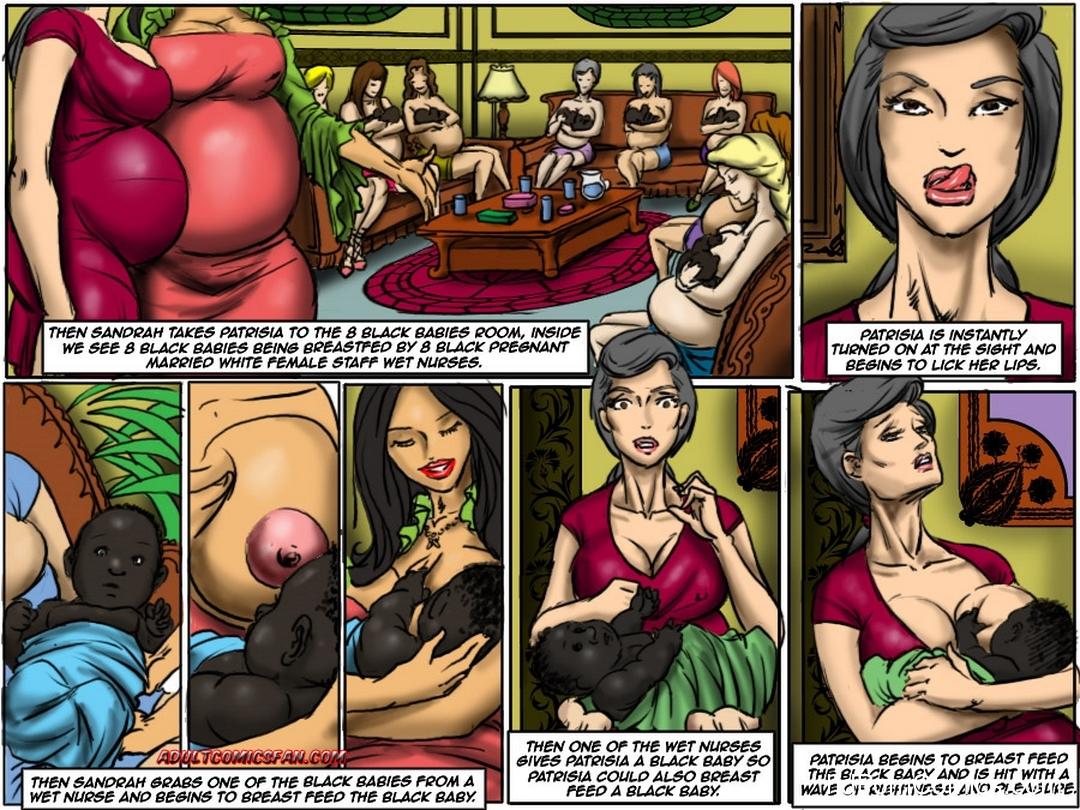 Black breeding network 1-229 free sex comic