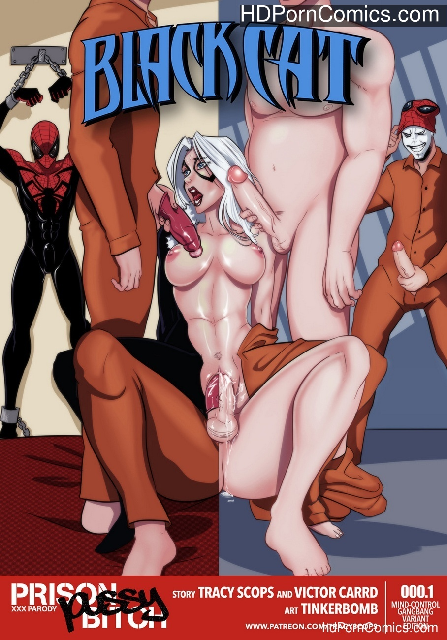 Black Cat – Prison Pussy Bitch Sex Comic