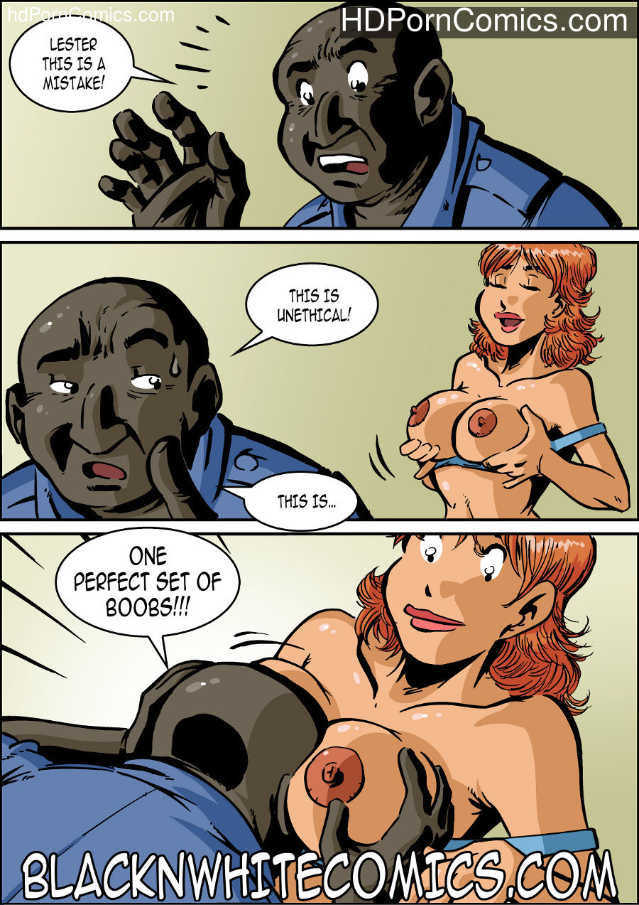 BlackNwhite- Campus Police11 free sex comic
