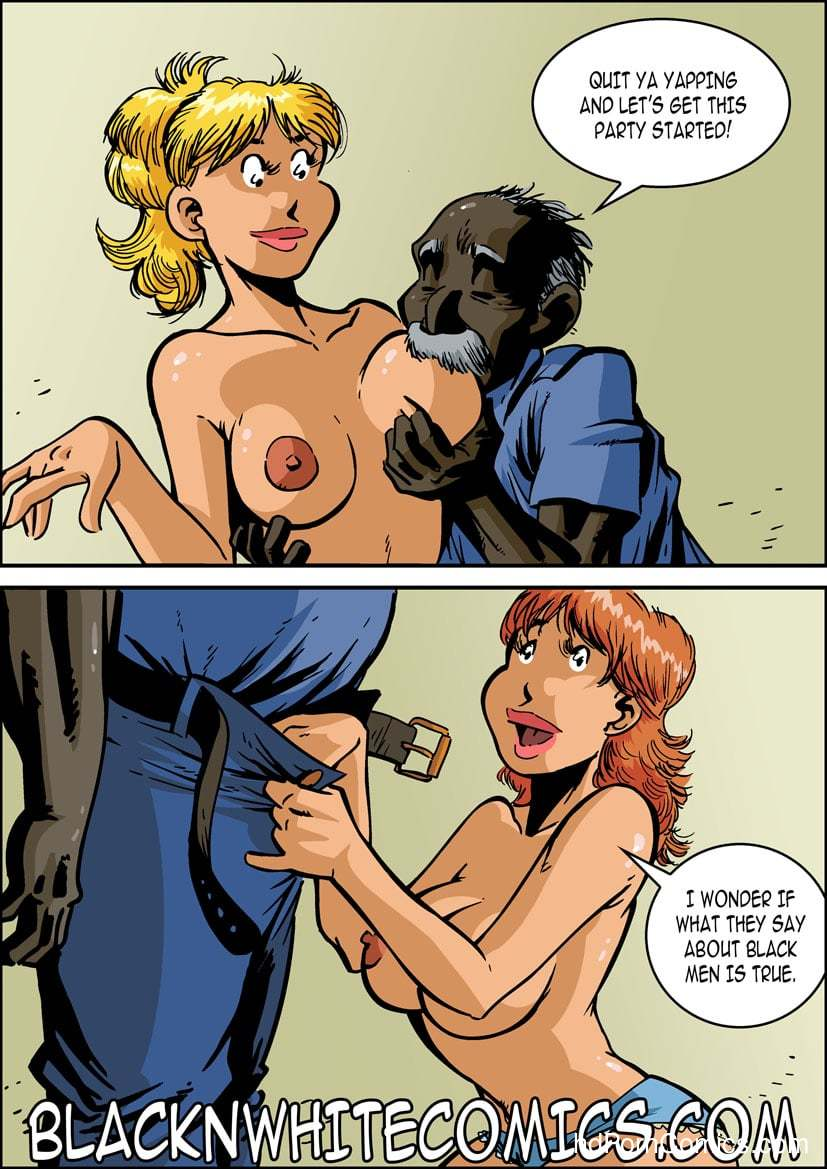 BlackNwhite- Campus Police12 free sex comic