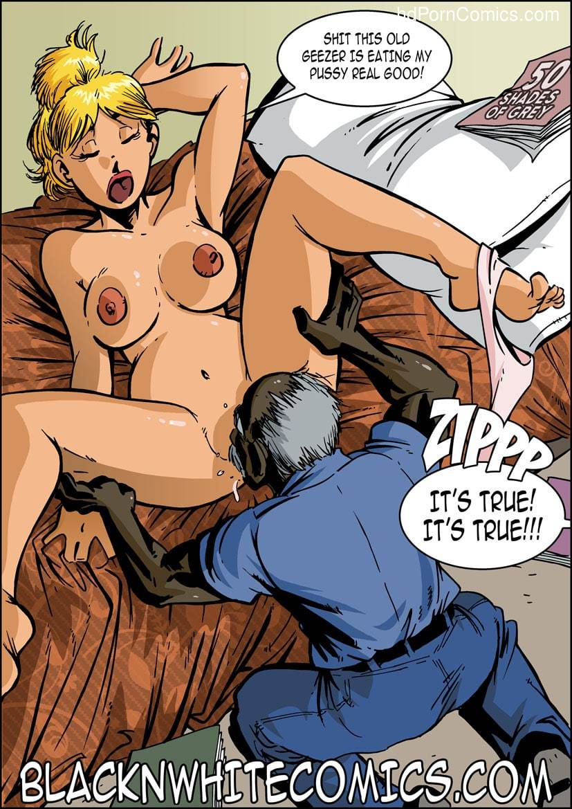 BlackNwhite- Campus Police13 free sex comic