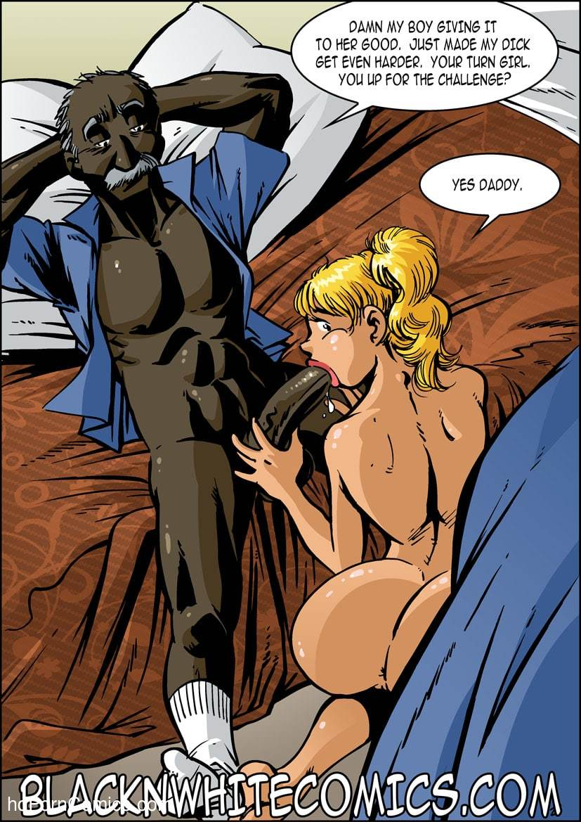 BlackNwhite- Campus Police27 free sex comic