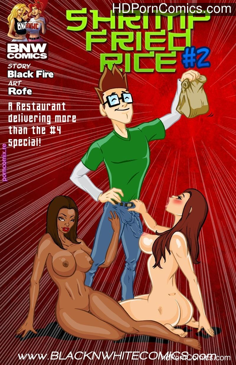 BlackNwhite- Shrimp Fried Rice free Cartoon Porn Comic