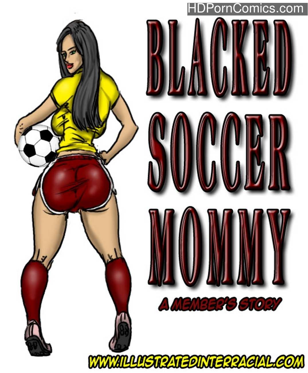 Blacked Soccer Mommy Sex Comic
