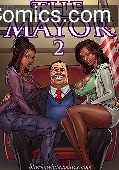 BlacknWhite -The Mayor 2 free Cartoon Porn Comic