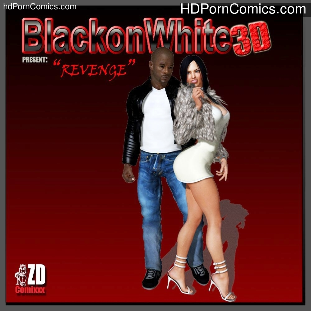 BlackonWhite3D -Revenge free Cartoon Porn Comic