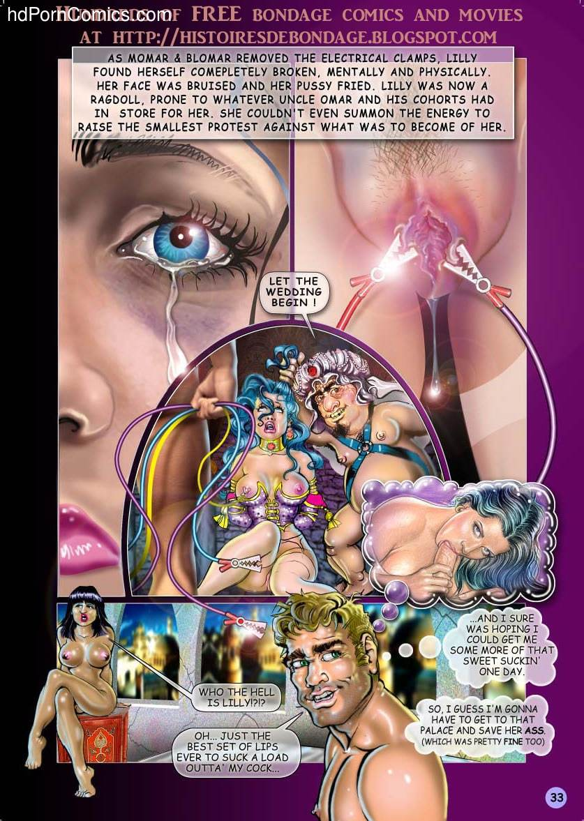 Bondage Adventures of Lilly34 free sex comic