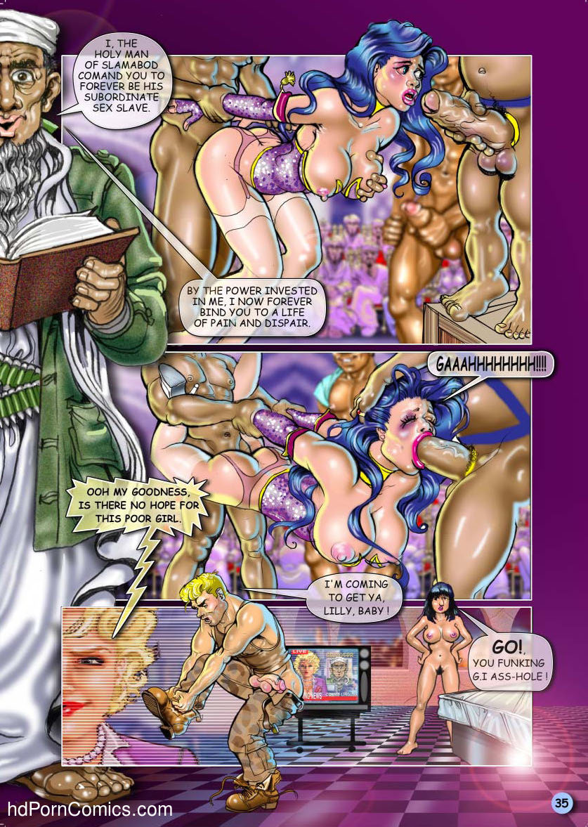 Bondage Adventures of Lilly36 free sex comic