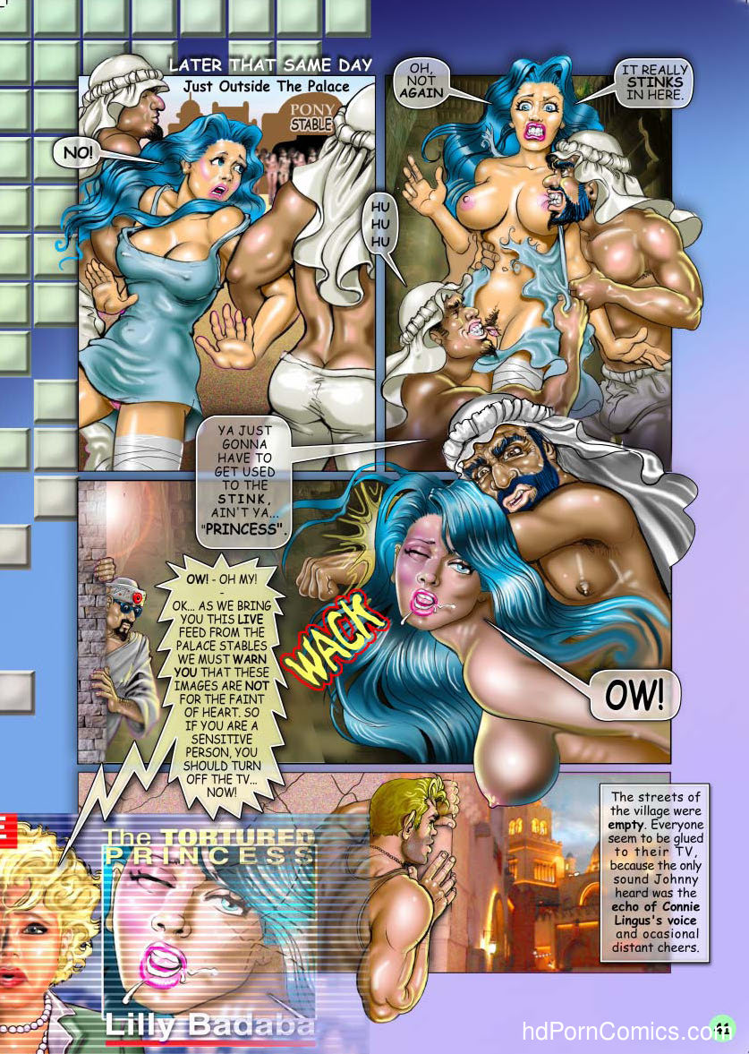 Bondage Adventures of Lilly42 free sex comic