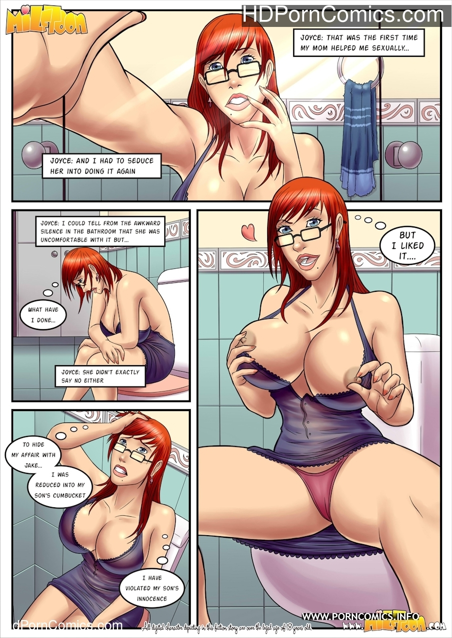 3d sex housewife mom comic