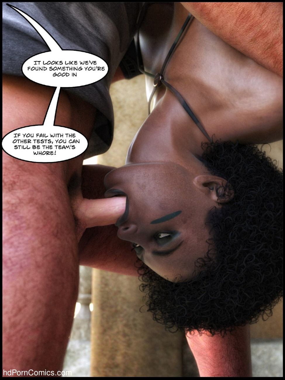Bootcamp From Hell 18 free sex comic