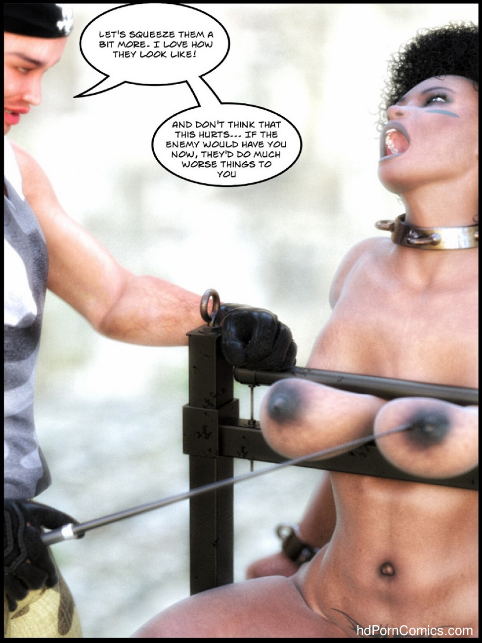 Bootcamp From Hell 26 free sex comic